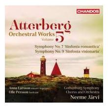 ATTERBERG: Sinfonie NN.7 & 9