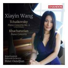 CIAIKOVSKY - KHACHATURIAN:Piano Concertos