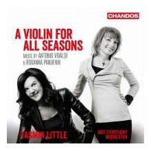 Vivaldi - Panufnik: A Violin For All......