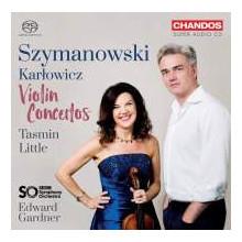 SZYMANOWSKI: Concerti per violino