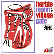 HERBIE MANN: Live at Village Gate