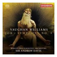 VAUGHAN WILLIAMS: Job - Sinfonia N.9