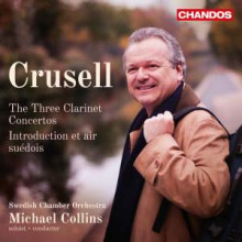 CRUSELL:The three Clarinet Concertos