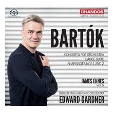 Bartok: Conc. X Orchestra - Dance Suite