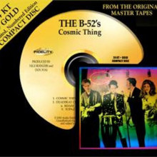 THE B - 52's: Cosmic Thing