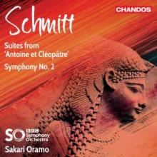 SCHMITT F.: Sinfonia N.2 e Suite op.69