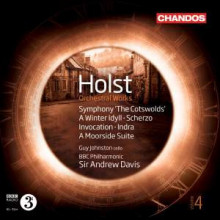 Holst: Orchestral Works - Vol.4
