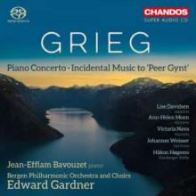 Grieg: Concerto Per Piano - Op.61