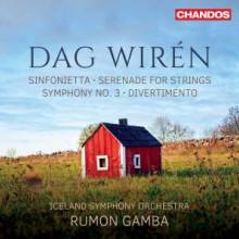 DAG WIREN: Opere orchestrali