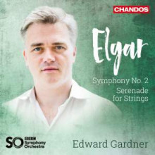 ELGAR:Sinfonia N.2 - Serenade for Strings