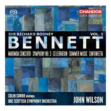 Bennet R.r.: Orchestral Works - Vol.1