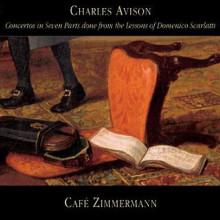 AVISON: Concertos in Seven Parts........