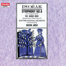 DVORAK: Sinfonia N. 8