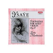 YSAYE: Sonate per violino