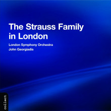 Aa.vv.: The Strauss Family In London