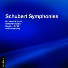 SCHUBERT: Sinfonie NN. 3 - 5 & 8
