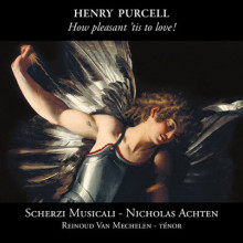 PURCELL: How Pleasant 'tis To Love