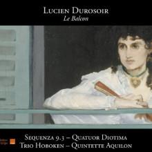 DUROSOIR LUCIEN: Le Balcon