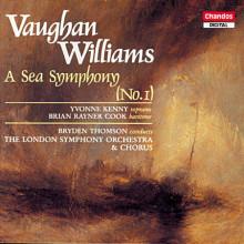 VAUGHAN WILLIAMS: Sea Symphony