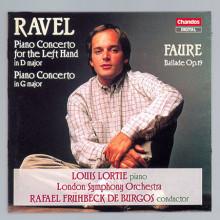 RAVEL: Concerti per piano