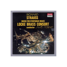 STRAUSS: Musica sinfonica per ottoni