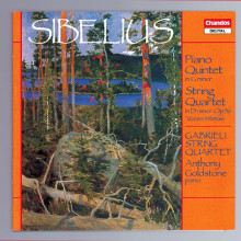 SIBELIUS: Quartetto Op.56 - Quintetto