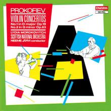 Prokofiev: Concerto Per Violino