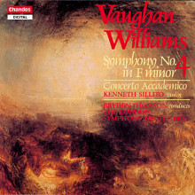 Vaughan Williams: Sinfonia N. 4