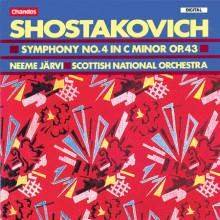 SHOSTAKOVICH: Sinfonia N. 4