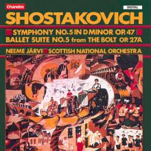 Shostakovich: Sinfonia N. 5