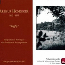 HONEGGER: Rugby - Pacific - Sinfonia N.3