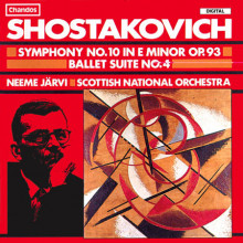 Shostakovich: Sinfonia N. 10