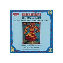 KHACHATURIAN: Concerto per piano
