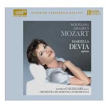Mariella Nevia Esegue Mozart