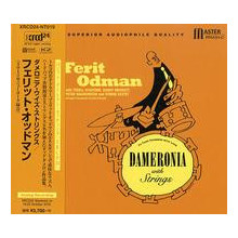 Ferit Odman: Dameronia With String