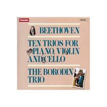 BEETHOVEN: Trii con piano