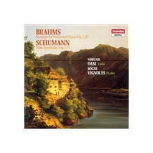 BRAHMS / SCHUMANN: Sonate per violino