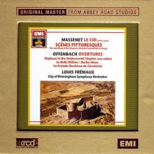 MASSENET - OFFENBACH: Opere orchestrali