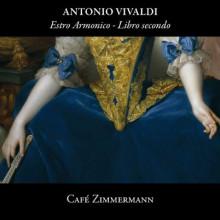 Vivaldi: L'estro Armonico - Libro Secondo
