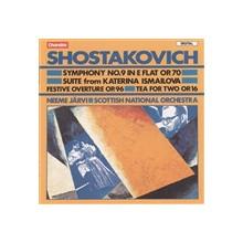 SHOSTAKOVICH: Sinfonia N. 9