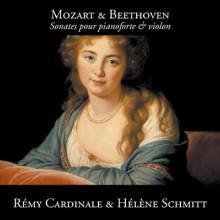 MOZART - BEETHOVEN: Sonate per piano e vl