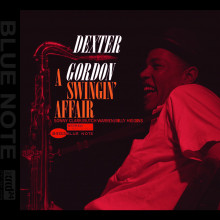 DEXTER GORDON: A Swingin' Affair