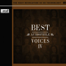 Best Audiophile Voices Vol.4