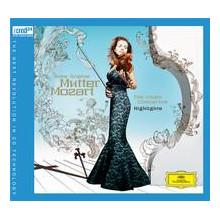 MOZART: Concerti per violino NN.1 - 2 - 4