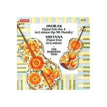 DVORAK: Trio con piano N. 4