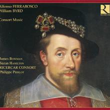 FERRABOSCO - BYRD: Consort Music