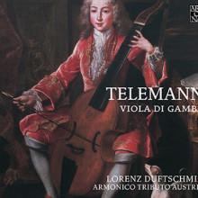 Teleman: Sonate Per Viola Da Gamba