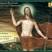 Pachelbel: Christ Lag In Todesbanden