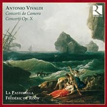 VIVALDI: 6 Concerti per flauto Op.10