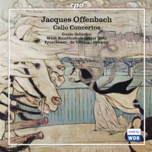 OFFENBACH: Opere per vlc e orchestra